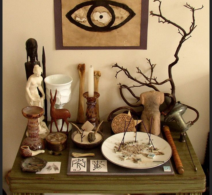 Create Your Own Altar